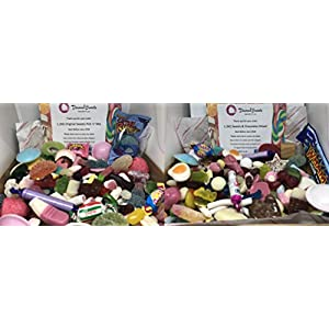 pick n mix bundle 2 x large 1.2kg pick n mix boxes - 1 x 1.2kg large mix of sweet only & 1 x 1.2kg large sweets & chocolates mixed box - packed by diamond sweets 5* hygiene rated Pick n Mix Bundle 2 x Large 1.2kg Pick n Mix Boxes – 1 x 1.2kg Large Mix of Sweet Only & 1 x 1.2kg Large Sweets… 41V6 ueBkKL