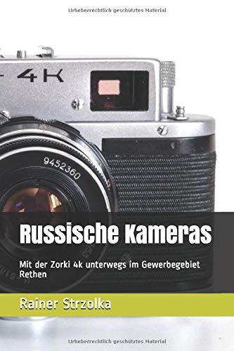 Russische Kameras: Mit der Zorki 4k unterwegs im Gewerbegebiet Rethen