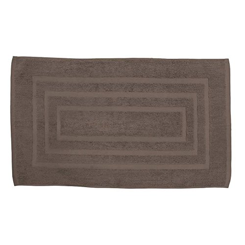 Paris Prix - Tapis De Bain Today Bronze 50x85cm