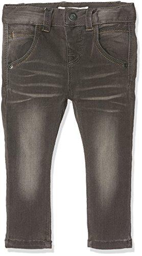 Name It Nittamo XSL DNM Pant Mini Noos Jeans, Gris (Dark Grey Denim), 98 Bébé garçon