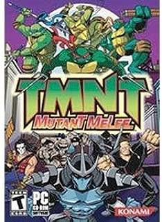 Teenage Mutant Ninja Turtles: Mutant Melee - PC