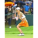 三ヶ島かな L判写真5枚セット 女子ゴルファーD