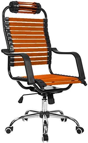 Silla Giratoria de Oficina Silla Silla de oficina Escritorio Sillas Ergonómicas de Rodillas silla giratoria silla de trabajo de malla ergonómica con respaldo alto acolchado, giratoria de oficina de es