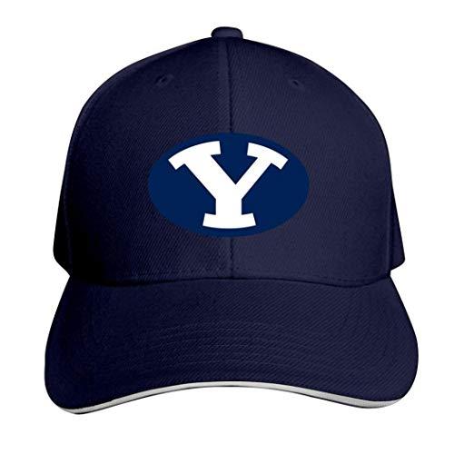 BYU Cougars Fußball Casquette Hut Neutral Verstellbar Truck Driver Cap, Herren, 457PTQH-G2A-XHX, navy, Einheitsgröße