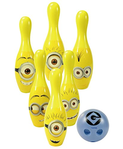 Joy Toy 111382 Minions Bowling-Set