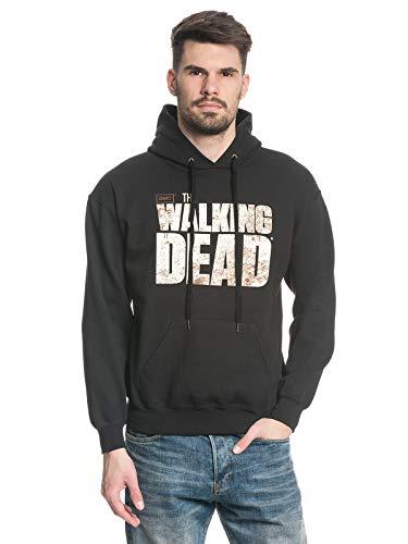 Elbenwald The Walking Dead Walkers Fence Hombre Sudadera con...