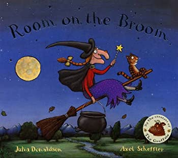 Paperback Room on the Broom Book