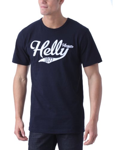 Helly Hansen Graphic SS Tee Tee-Shirt Manches Courtes homme NavyL
