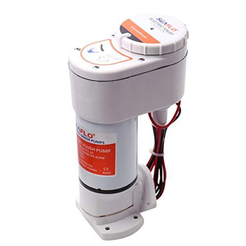 Gazechimp Kit Adattatore di Conversione Manuale WC Elettrico per Barca A Vela