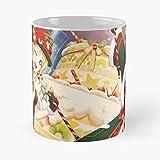 Idol Eli Love Kawaii Ayase Christmas Live Festival Project Hanayo School Koizumi Anime I Fsgfantasy- Best 11 oz Novelty Coffee Mug, made of ceramic !