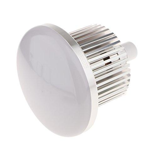 gazechimp 85w 5500k Bombillas de Fotografía Lámpara de Luz Diurna para Iluminación de Foto/Video/Doméstico/Comercial - E