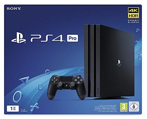 PS4 Pro B 1 To - noir