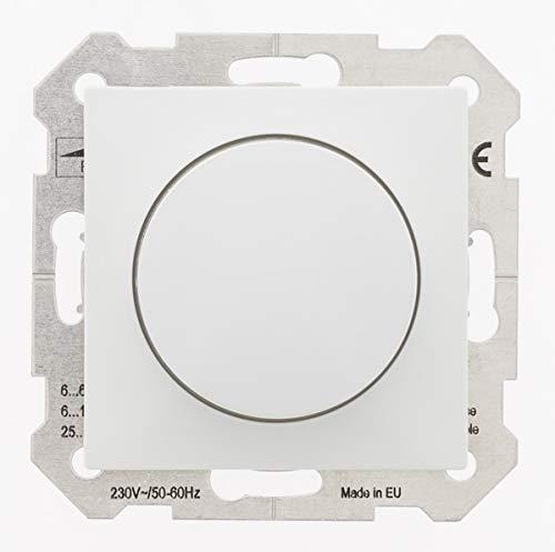 SIEMENS Ingenuity for life - Regulador Conmutador Blanco Para Lampara Led 6-60 W Delta Viva Siemens