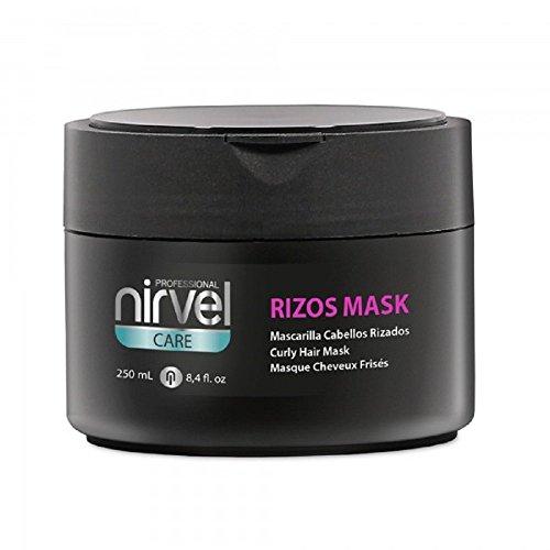 Nirvel Care Mascarilla Especial Pelo Rizado - 250 ml (8435054669378)