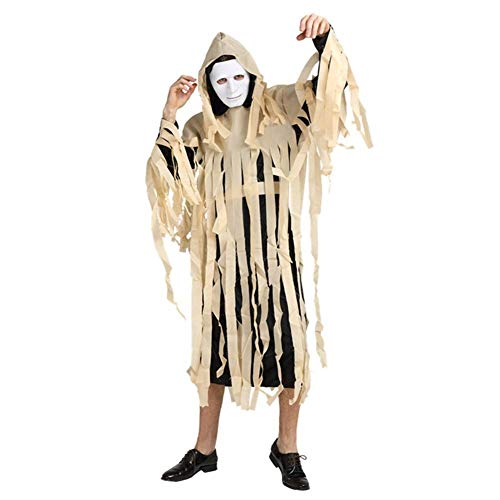 Xiao-máscaras Fantasma Ropa Cosplay Halloween Devil Vampiro Disfraz Horror Zombie Disfraz de Momia