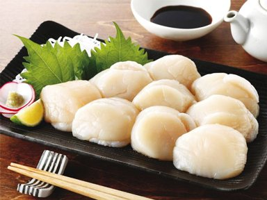 北海道美食生活 北海道産 ほたて 500g