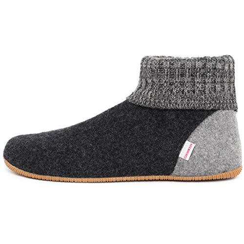 GIESSWEIN Unisex Wildpoldsried shoes, Anthrazit, 45 EU