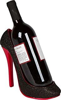 Best wine bottle holder high heel shoe Reviews