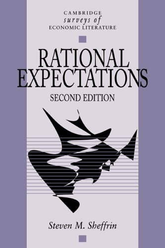 Rational Expectations 2ed (Cambridge Surveys of Economic Literature)