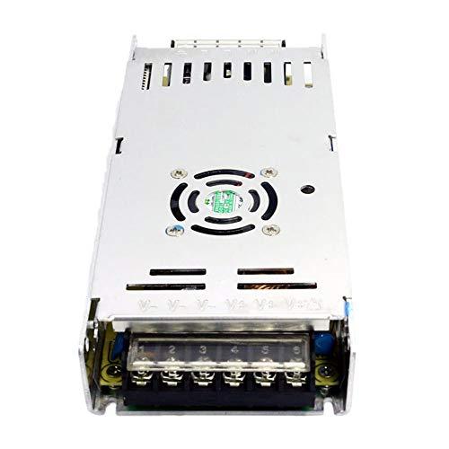 iUcar Fabricantes Caja de luz Led Fuente de alimentación de conmutación Personalizada 5V 10A 50W (Astilla)