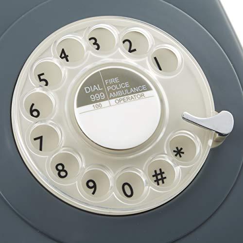 Retro Telefon mit Wählscheibe - 6