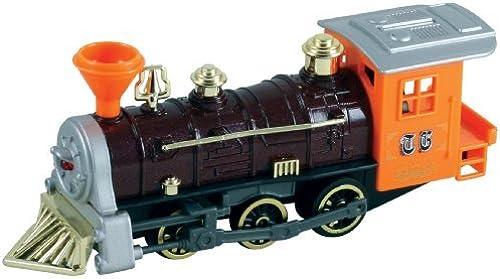 Super Locomotive Pull Back, Orange