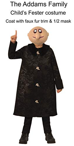 Rubie's Addams Family Animated Movie Boy's Fester Costume, Large, 700996_L