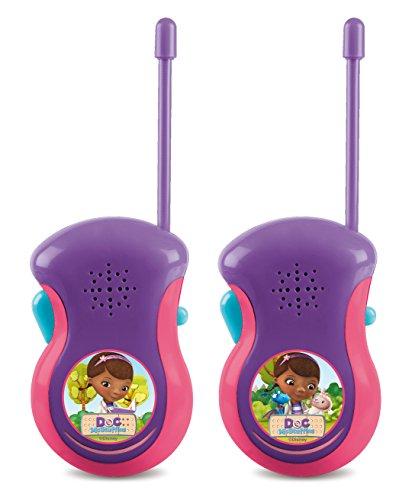 IMC Toys 855014DM - Doc Mc Stuffins Walkie Talkie