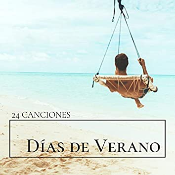 Días de Verano 24 Canciones - Música Instrumental con Sonidos de la Naturaleza Leer, Estudiar y Trabajar en Vacaciones