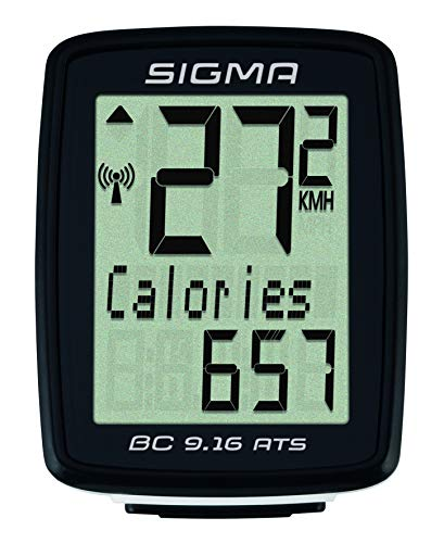 Sigma Compteur Cycle BC 9.16