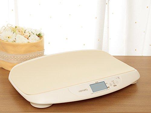 タニタベビースケールBB-105IVnometa授乳量機能付き飲んだミルクの量が1g単位でわかる