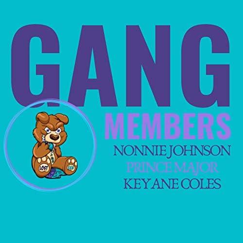 Nonnie Johnson, Keyane Coles & Young King
