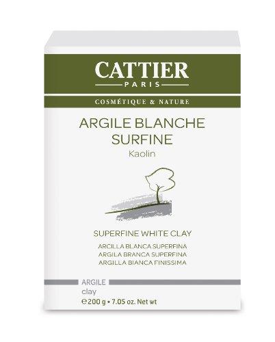 Cattier Vrac Argile Blanche Surfine 200 g
