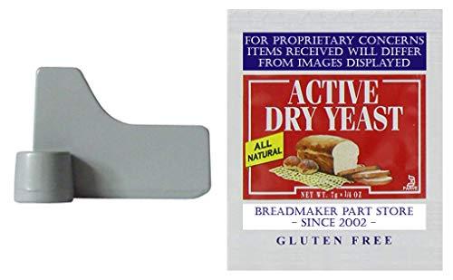 Bread Machine Paddle for Breadman TR845 Machine Kneading Blade Part