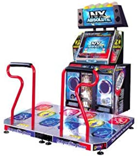 Pump It Up NX Absolute Dance Machine - Video Arcade Game - GX Standard Model