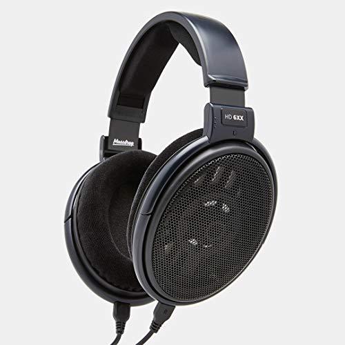 Sennheiser HD6XX Open Back Professional Headphones - Black