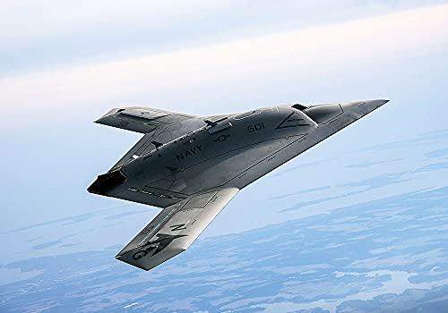 Drone 1000 pezzi Puzzle per adulti militare Gioco di puzzle su larga scala per famiglie-52x38cm