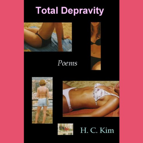 Total Depravity audiobook cover art
