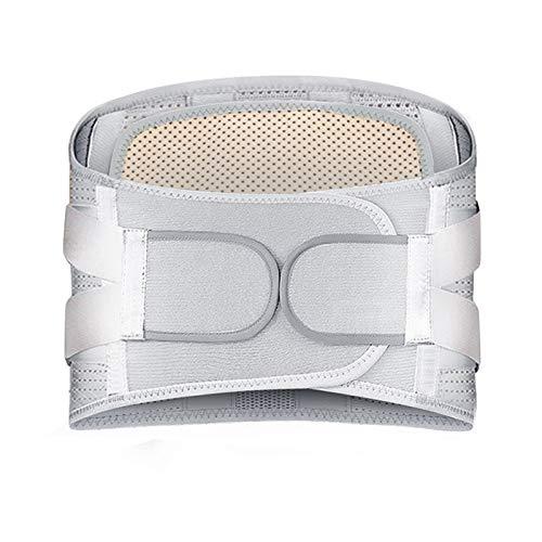 ZFF Soporte Lumbar Cinturón,Lumbar Support Belt Support Belt Cinturón Magnético...