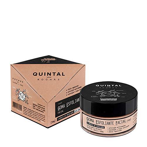 Quintal - Goma Esfoliante Facial Rochás Quintal Dermocosméticos