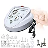 EWANYO Breast Enlarge Massager & Body Cupping Scraping Machine, Women Breast Augmentation Enlargement Massage Machine for Chest Enhance Enlargement Promote Body Blood Circulation Eliminate Toxin