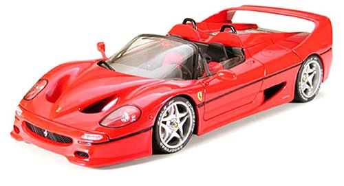 Tamiya 23203 - Maqueta Para Montar, Coche Colección Metal Ferrari F50 Escala 1/12