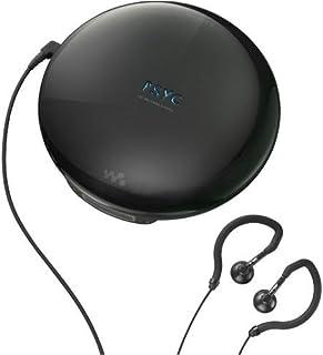 Sony Psyc Portable CD/MP3 Walkman, DNE050PSBLK