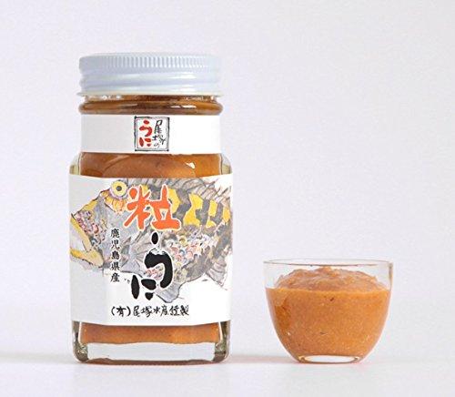 鹿児島県阿久根産 粒うに 70g  2瓶