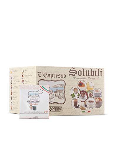 Gattopardo 80 Capsule di Nocciolino, Compatibili Nespresso - 800 Gr