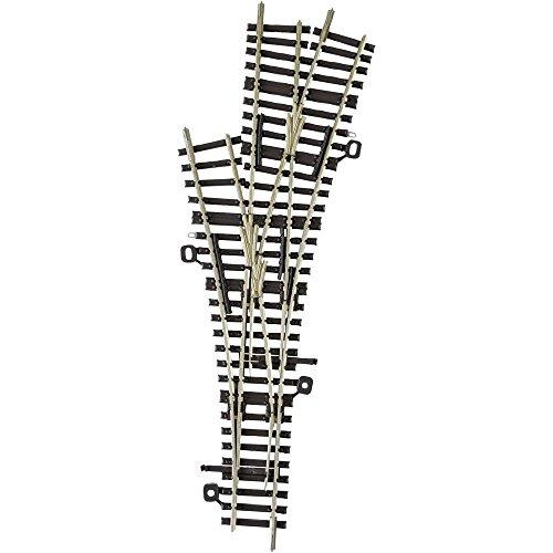 83230 TT Tillig Gleis (ohne Bettung) Dreiwegweiche 166 mm 15 ° 353 mm
