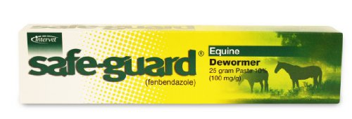 Safeguard Horse Dewormer - 25 Gm