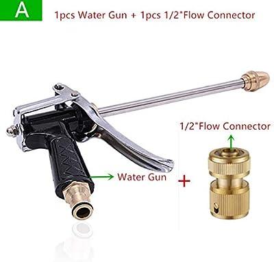 Amazon.com: ZZKJTYMZZKJ Pistola de manguera de jardín de ...