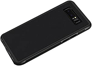 HONTECH Galaxy Note 8 Case, Ultra Thin Anti-Gravity Magic Sticky Cover TPU+PC Nano Suction Technology Protective Case Cover for Samsung Galaxy NOTE8, Black