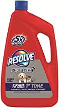 Resolve Carpet Cleaner for Steam Machines, 48-Ounce